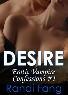 Click the image to start my new series, Erotic Vampire Confessions for Free at Amazon.