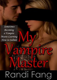 Read a sample from My Vampire Master on Wattpad. (It's free to join.)
